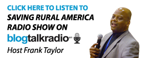 Saving Rural America Radio Show on BlogTalkRadio