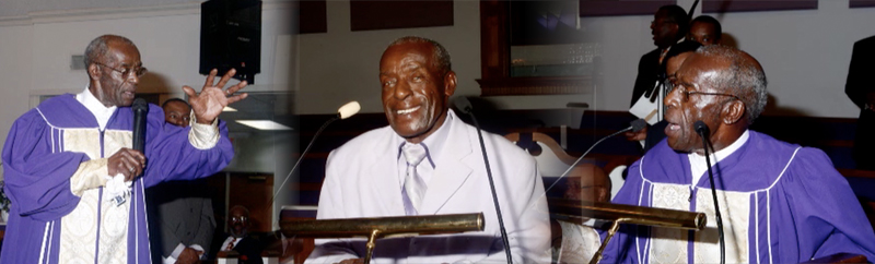 Celebrating Pastor Nathaniel Booker's 78th Birthday