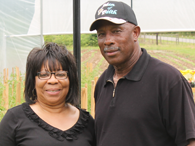 Peggy and Alonzo Miller
