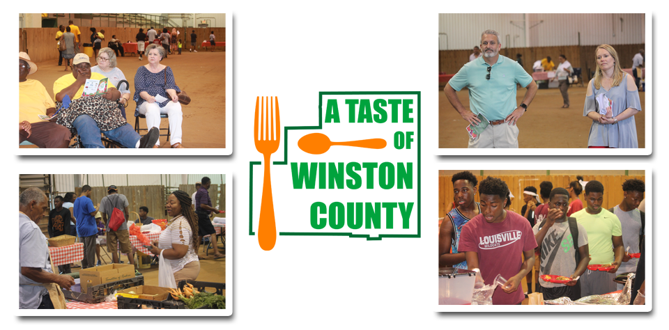 A Taste of Winston County
