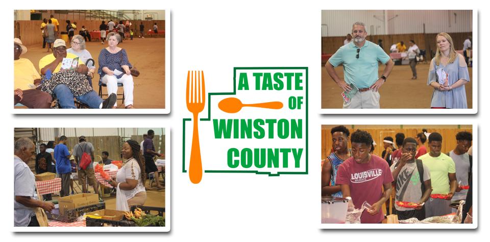 A Taste of Winston County