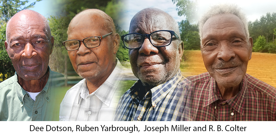 "Happy Father's Day to Greensboro's ""Magnificent Four"""