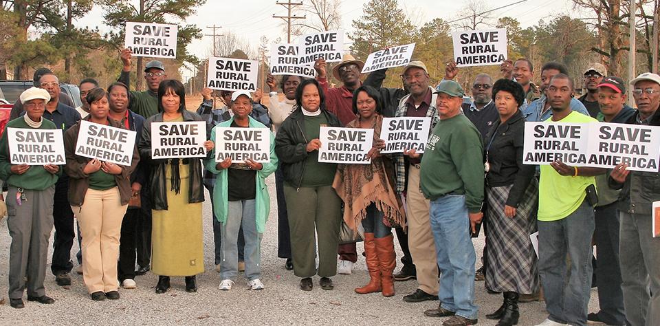 WCSHC's Mantra: Save Rural America