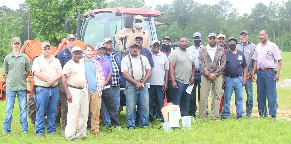 WCSHC Weed Eradication Field Day